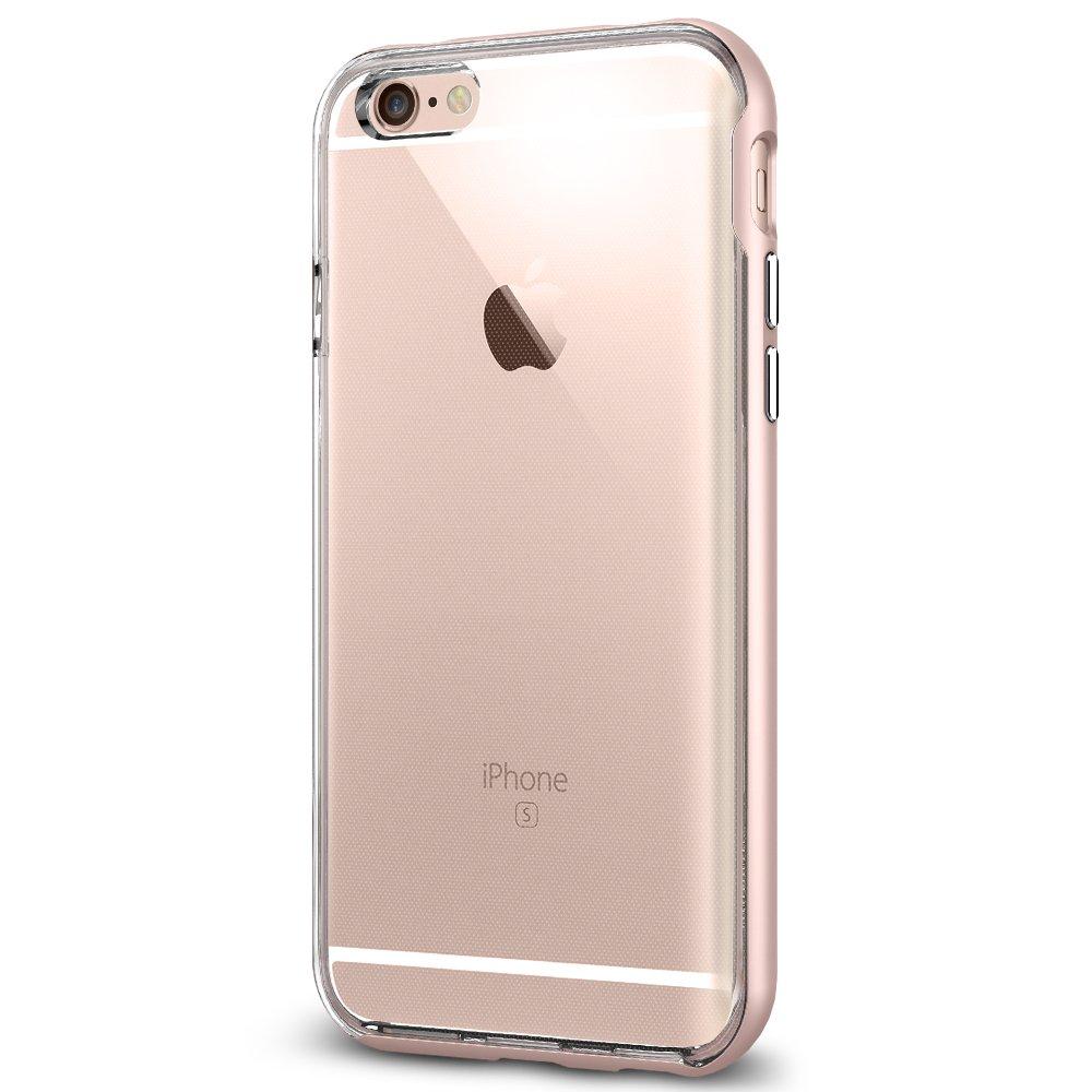 【Spigen】 iPhone6s ケース / iPhone6 ケース, ネオ・ハイブリッド EX [ 二重