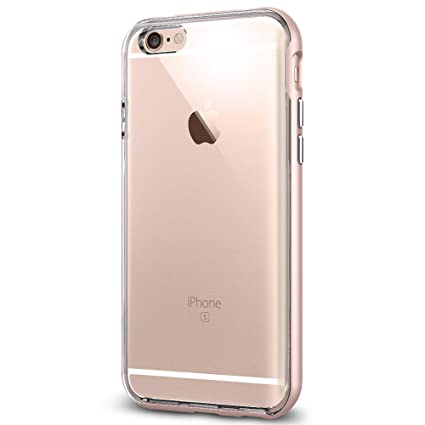spigen neo hybrid ex iphone 6s case with flexible inner bumper and reinforced hard frame for
