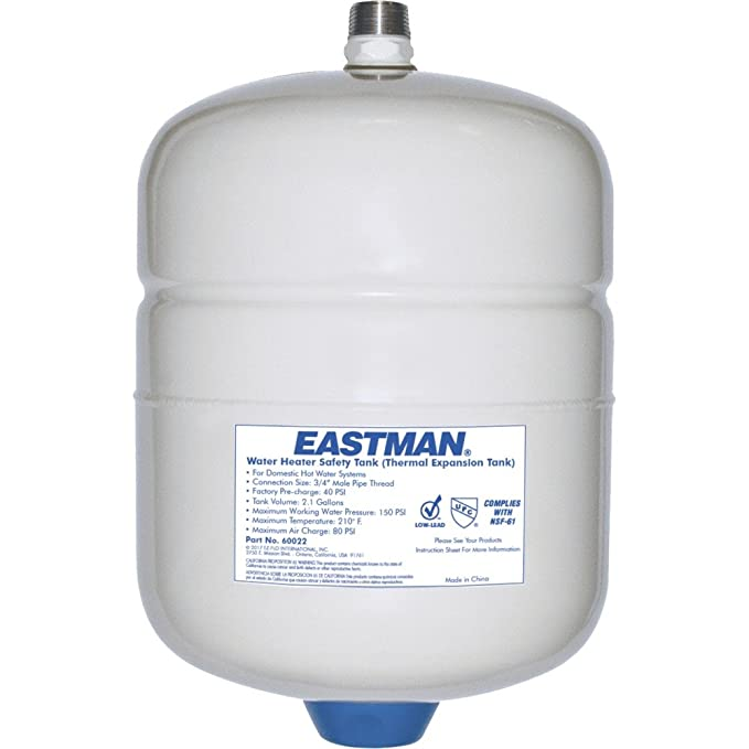Eastman 60022 Expansion Tank, 2 gallon - Water Heaters - Amazon.com
