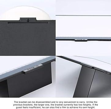 Rouku Ligero Tamaño A4 Trazador portátil Ultrafino 7500K Blanco LED Artcraft Tracing Pad Caja de luz 3 Niveles de Brillo: Amazon.es: Hogar