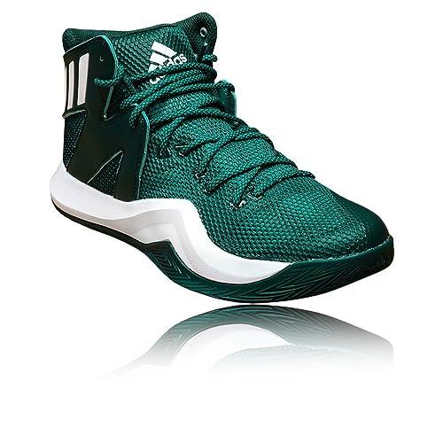 Adidas Crazy Bounce Zapatilla Baloncesto - 54.7: Amazon.es: Zapatos y complementos