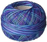 Handy Hands Lizbeth Premium Cotton Thread, Size 40, Caribbean