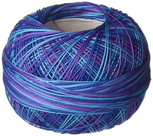 Handy Hands Lizbeth Premium Cotton Thread, Size 40, Caribbean by Handy Hands