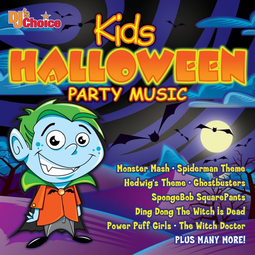DJ's Choice Kids Halloween Party Music ()
