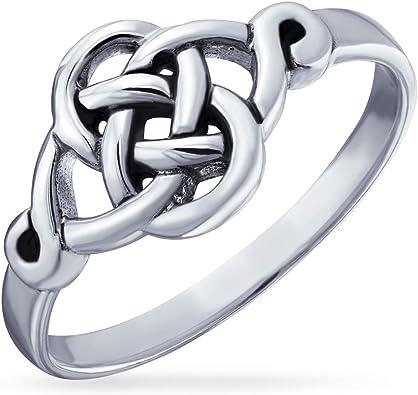 Scottish earrings Sterling Silver Celtic Jewellery 925 Sterling Silver Celtic Knot Stud Earrings Infinity Knot Small Celtic Knot