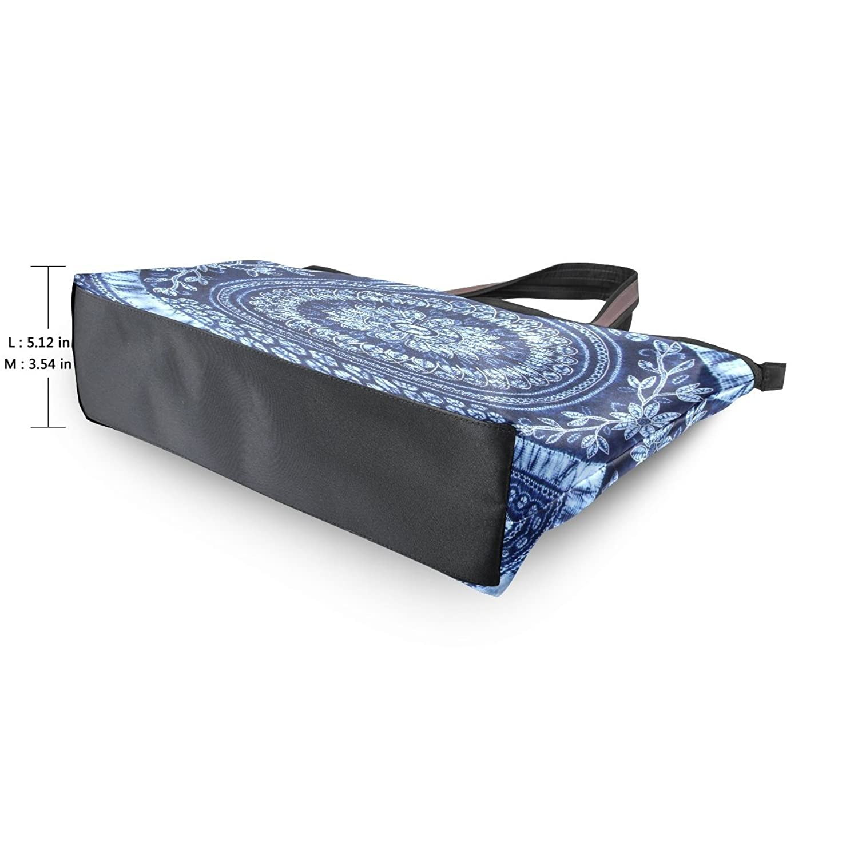 WHBAG New Design Handbag For Women,Cute Elephants Orange,Shoulder Bags Tote Bag