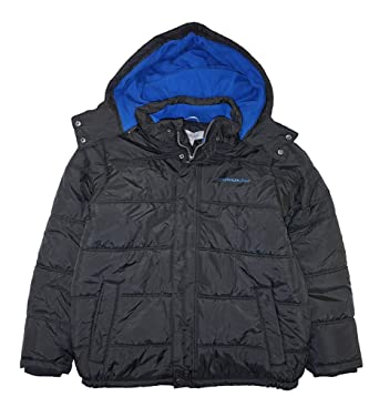 13e85dff6df Amazon.com  Calvin Klein Boys  Eclipse Short Bubble Jacket  Clothing
