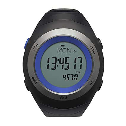 Amazon.com: PINCHU Smart Watch Fast Heart Rate 5ATM ...