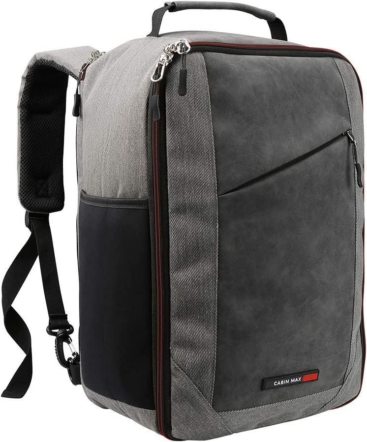 Max Manhattan Shoulder Backpack Travel Bag