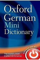 Oxford German Mini Dictionary Flexibound