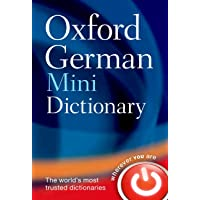 Oxford's German Mini Dictionary Reissue