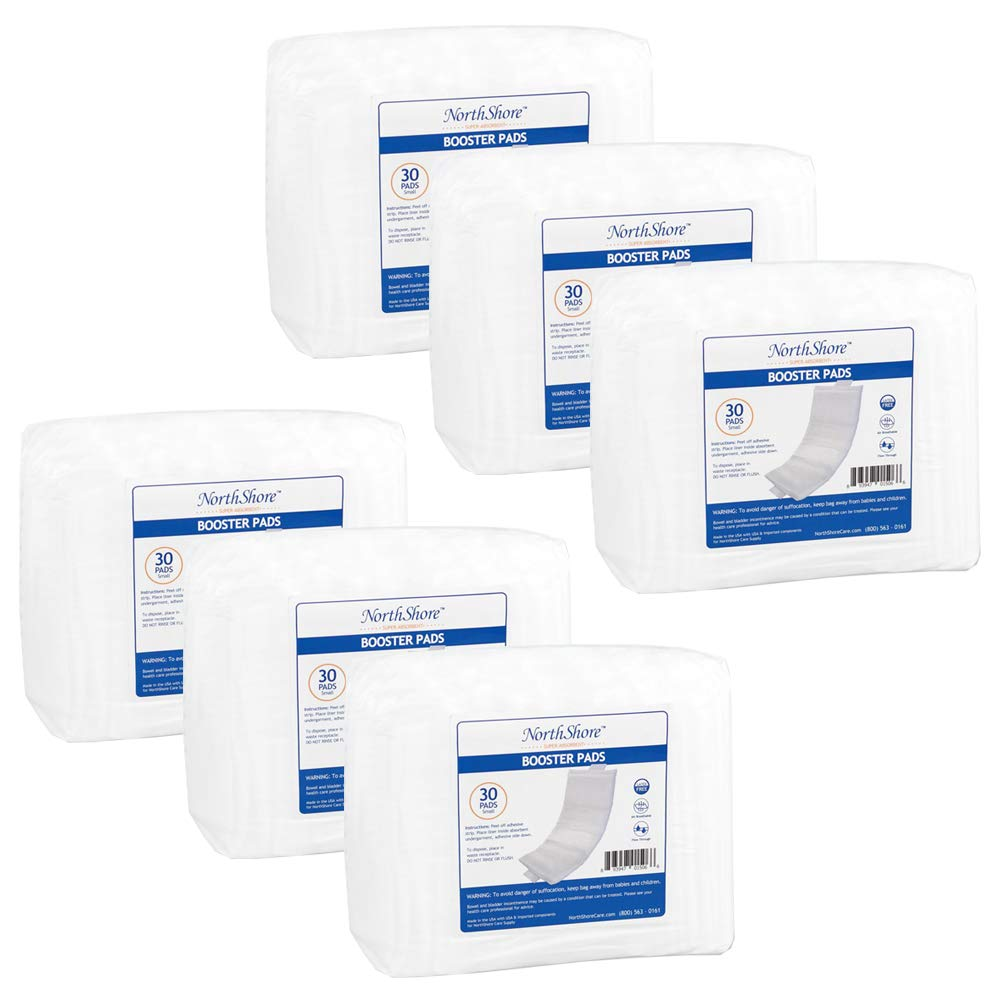 NorthShore Disposable Baby Diaper Doubler w/Adhesive, Small, Pack/30, Ages 3+ years NorthShore Care Supply