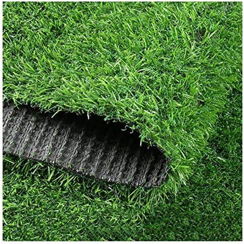 YNGJUEN 人工芝、厚くて柔らかい広い庭の芝生、高密度ホリデー芝生20 mmパイル高 (Size : 2x3m)