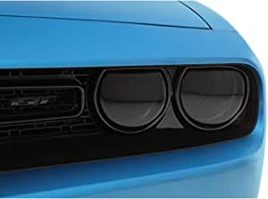 GT0103S GT Styling Headlight Covers Smoke 4 Pcs Models w//Parking Light Cover