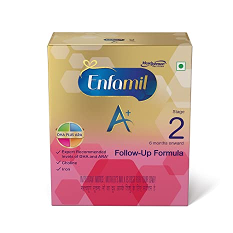 enfamil a stage 2 infant follow up formula 6 to 12 months