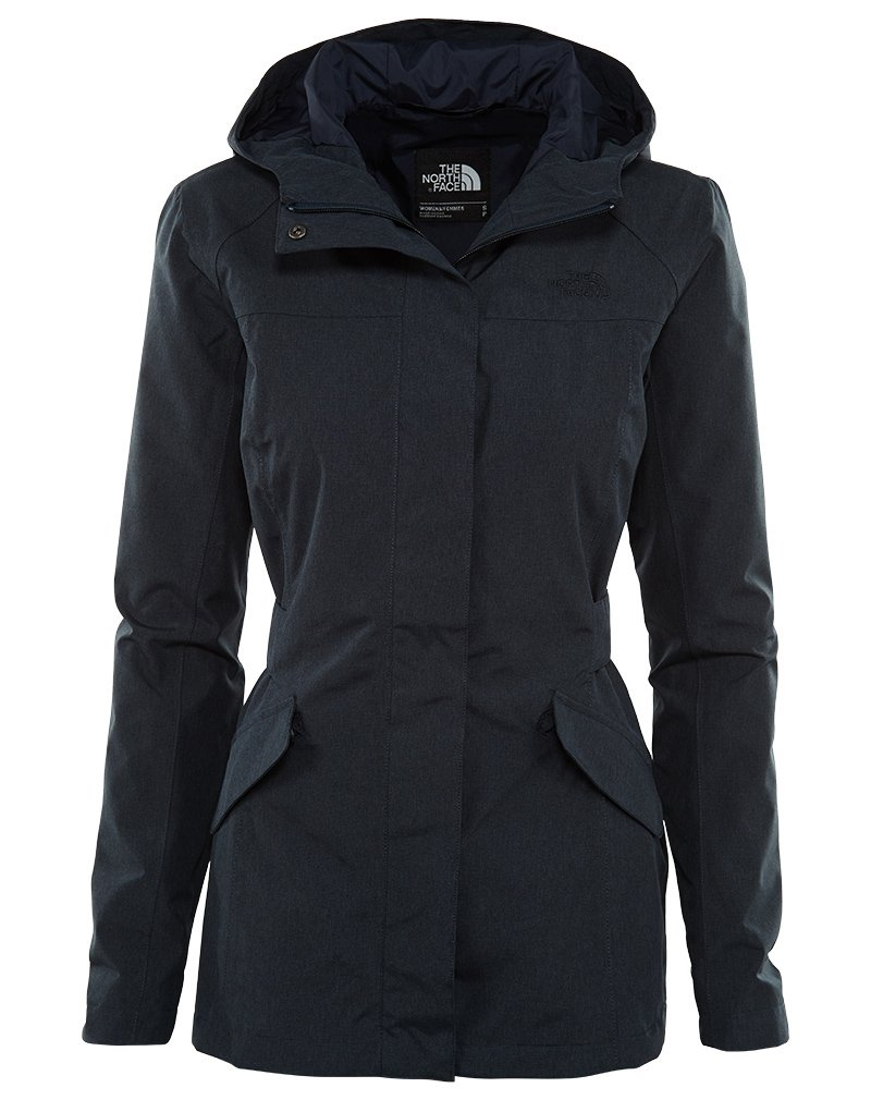 The North Face Women's Kindling Jacket (Urban Navy Tweed) (Large) by The North Face