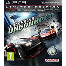 Ridge Racer Unbounded - Limited Edition [Playstation 3, PS3]