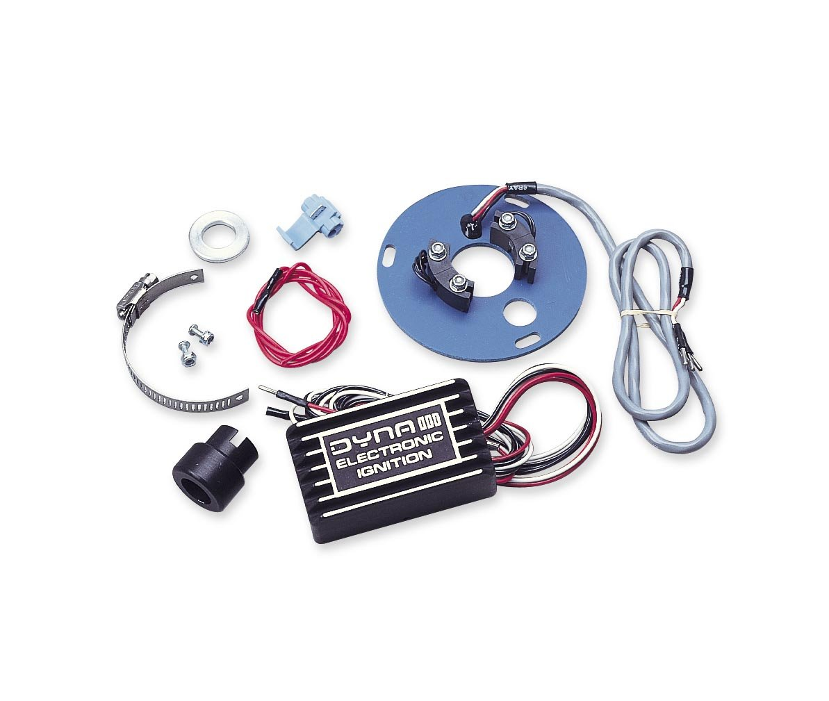 Dynatek Dyna Iii Electronic Ignition Systems D35 1 Coils Wiring Diagram For Kz1000 Mk2 1980 Automotive