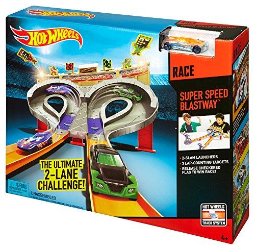 Hot Wheels Super Speed Blastway Track Set