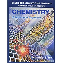 Selected Solutions Manual for Chemistry: A Molecular Approach
