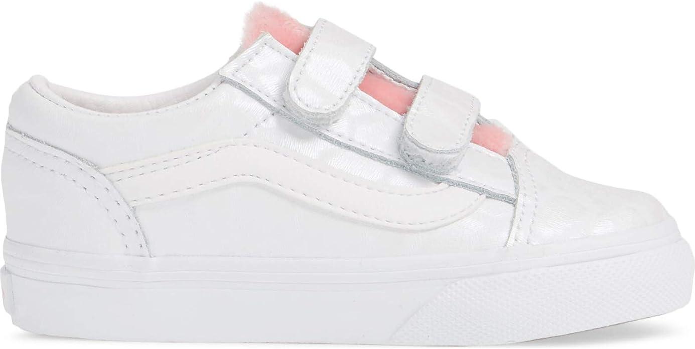 Vans Kids Old Skool V Toddler Sneakers (7 Toddler)