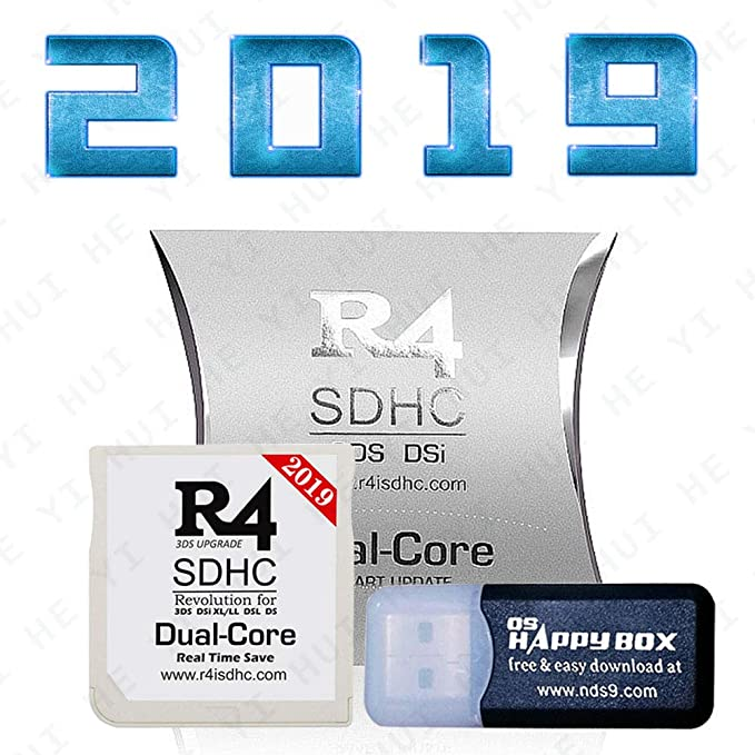 2019 Dual-Core SDHC para DS - DS Lite - DSi - DSi XL: Amazon ...