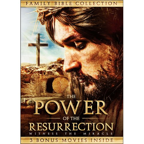 DVD : Family Bible Collection: Power Of The Ressurrection (Full Frame)