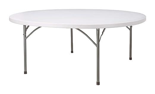 Chiner - Mesa de Catering Redonda de 180 cm. de Diámetro: Amazon ...