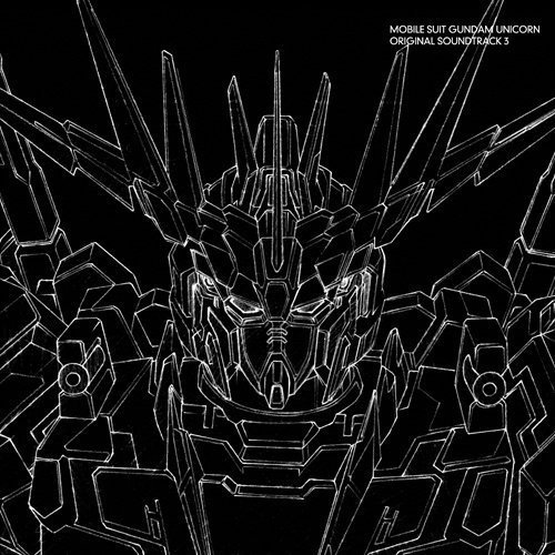 CD : Mobile Suit Gundam Unicorn 3 - Mobile Suit Gundam Unicorn 3 (Japan - Import)