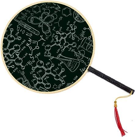 Ciencia Química Matemáticas Escuela Chino Antiguo Ventilador ...