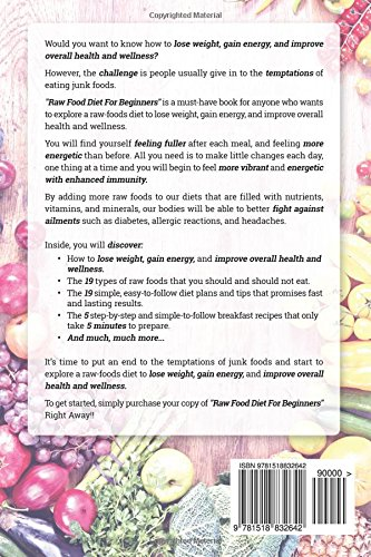 Raw Food Diet For Beginners 19 Simple Easy To Follow Diet Plans