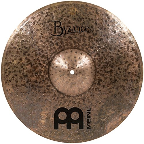 Meinl Cymbals B18DAC Byzance 18-Inch Dark Crash Cymbal (VIDEO) by Meinl Cymbals