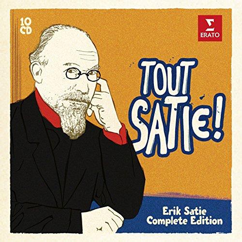 - Erik Satie: The Complete Works (10CD)
