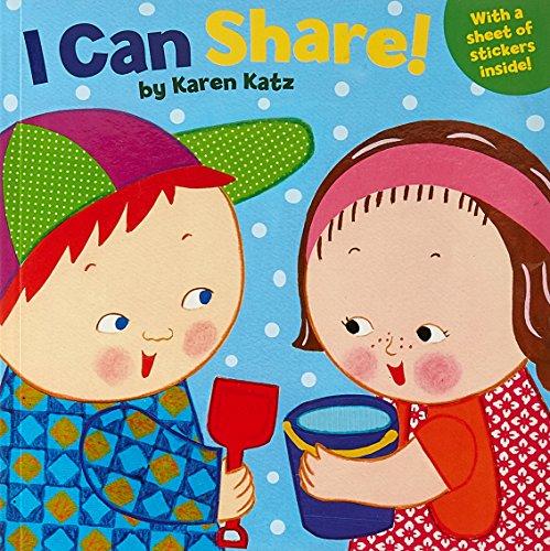 I Can Share! [Karen Katz] (Tapa Blanda)