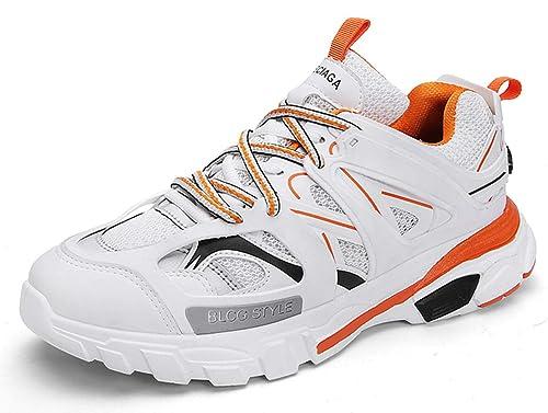 GJRRX Zapatillas Running para Hombre Aire Libre Deporte Transpirables Casual Gimnasio Correr Ligero Sneakers 39-44: Amazon.es: Zapatos y complementos