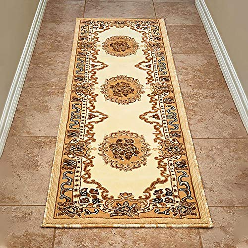 Cosy House Collection Runner Rugs for Hallway,...