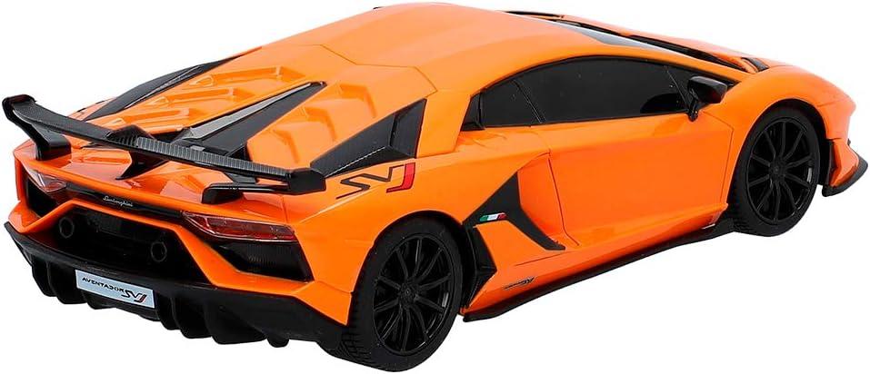 rastar Ferngesteuertes Auto Lamborghini Aventador SVJ 1:14 orange