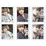 BTS bangtan boys you never walk alone jungkook selfie wide polaroid photo set