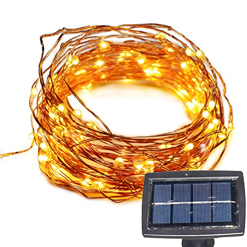 Solar Patio String Lights Reviews - 7