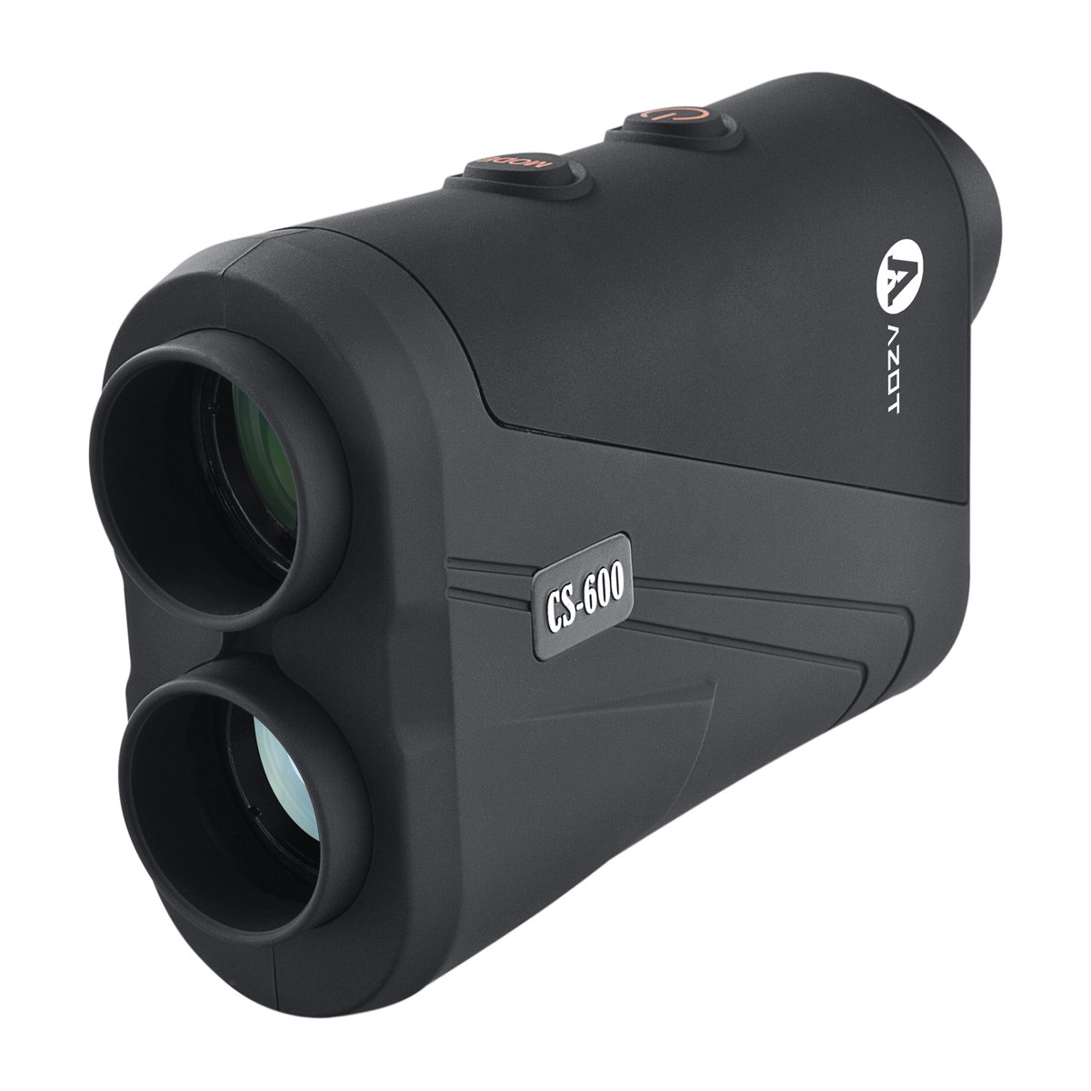 AZOT CS-600 Golf rangefinder Laser Range Finder with waterproof function Measure ranging and speed Free Battery by AZOT (Image #1)