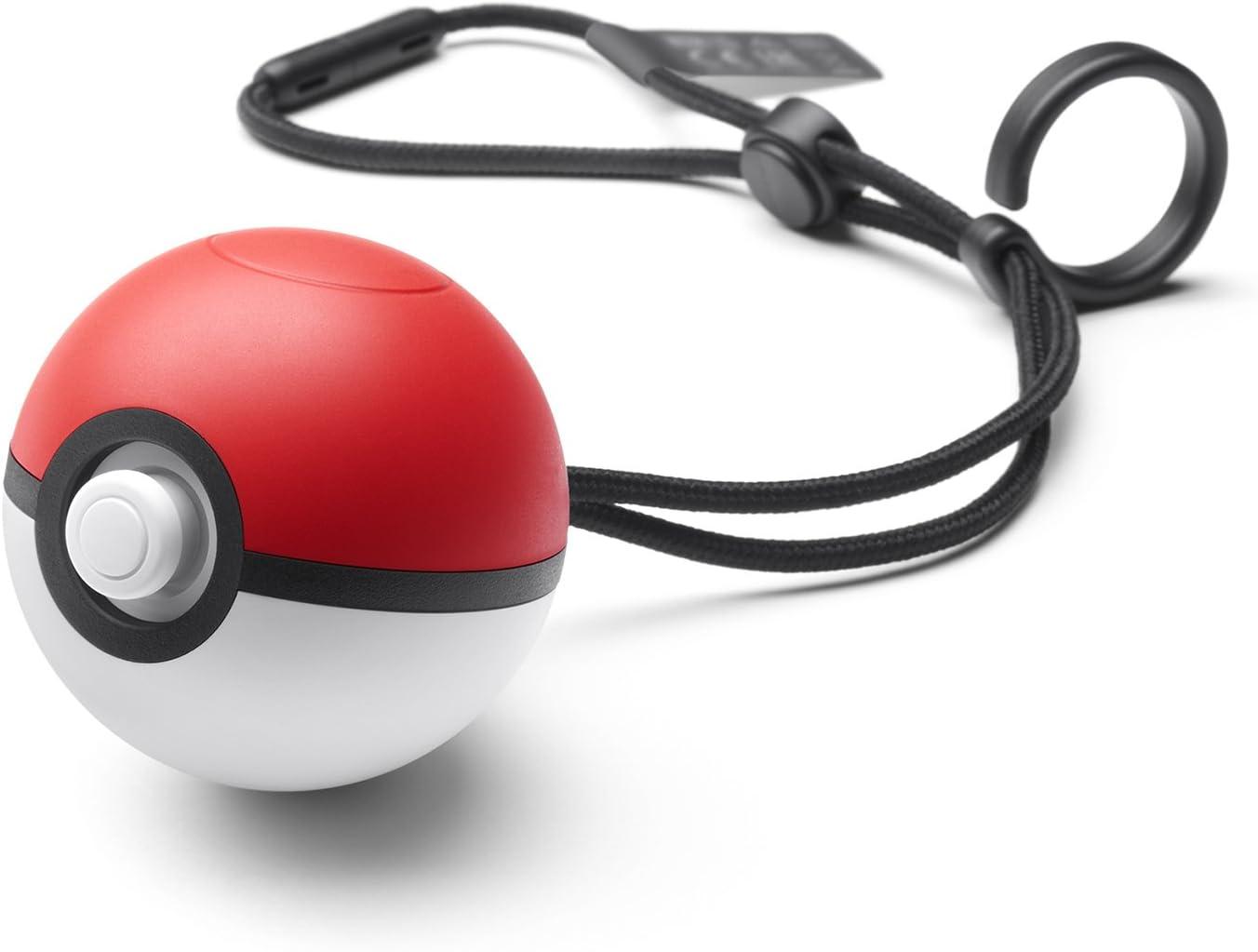 Amazon.com: Pokémon: Lets Go, Pikachu! + Poké Ball Plus ...