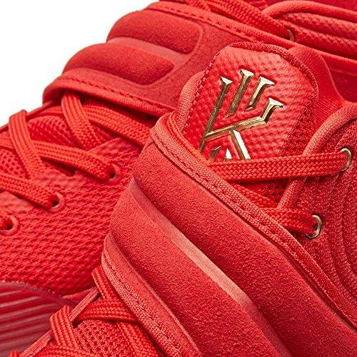 Nike Herren Kyrie 2 Lmtd Basketballschuhe Rojo (or Rouge / Métallique Universitaire)