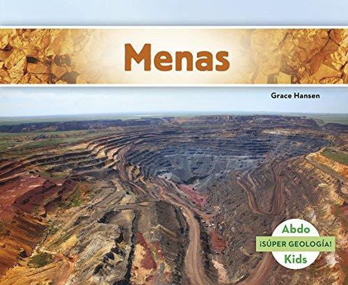 Menas (Abdo Kids: ¡súper Geología!) por Grace Hansen