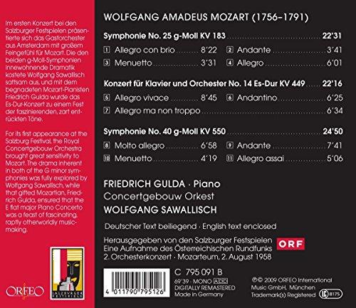 amazon klavierkonzert kv 449 wolfgang amadeus mozart wolfgang