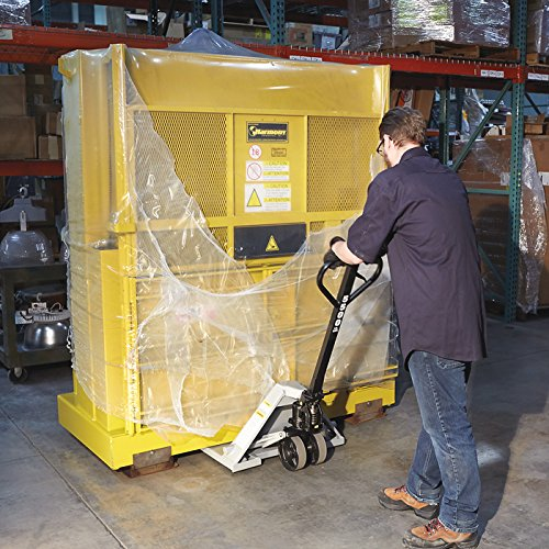 Strongway Low-Profile Pallet Jack—5500-Lb. Capacity by Strongway (Image #6)