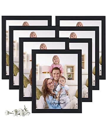 b17d054ff311 Giftgarden 8x10 Picture Frame Multi Photo Frames Set Wall or Tabletop  Display