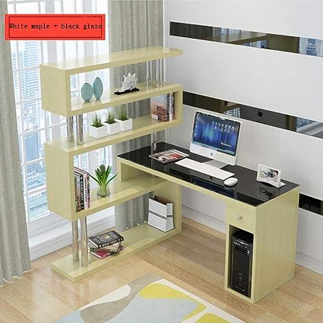 Selcng Home Living scrivania, camera da letto rotante scrivania ...