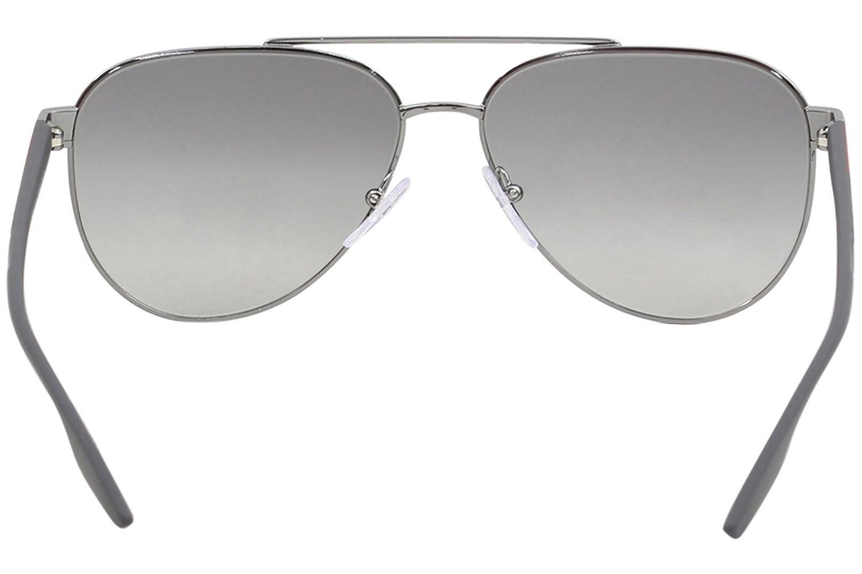 b979c80f13 Prada Sport Sunglasses PS54TS 5AV3M1 58mm  Prada Sport  Amazon.ca  Clothing    Accessories