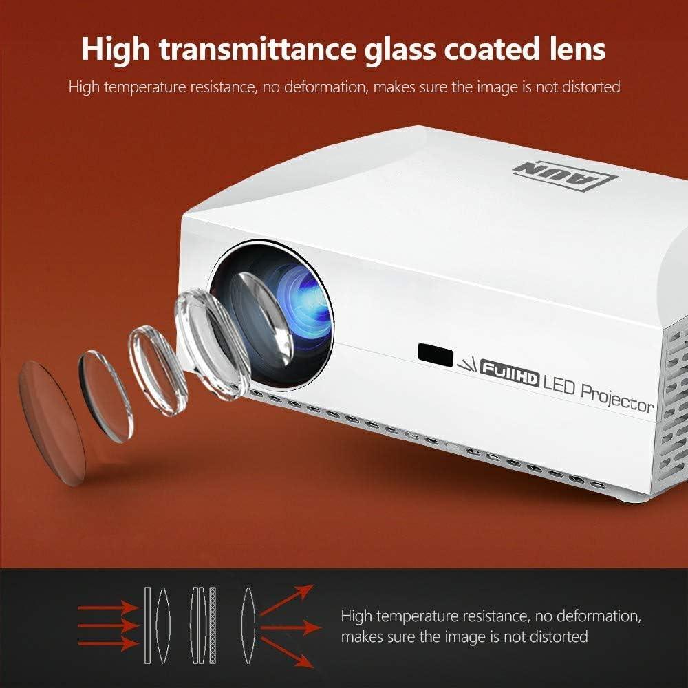 POST Mini proyector, proyector 1080p F30 de cine en casa, la mejor ...