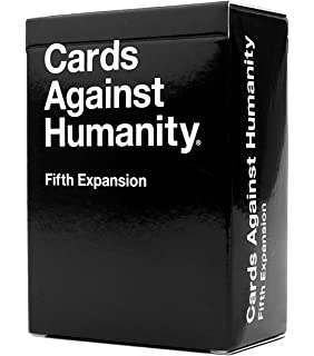 Image of: Funny Cards Against Humanity Fifth Expansion Amazoncom Amazoncom Crabs Adjust Humidity Vol One Toys Games
